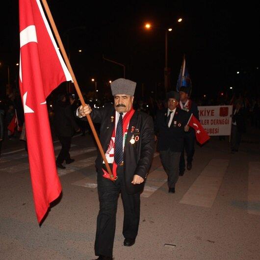 Osmaniye'nin işgalden kurtuluşu 96. yıl dönümünde kutlandı
