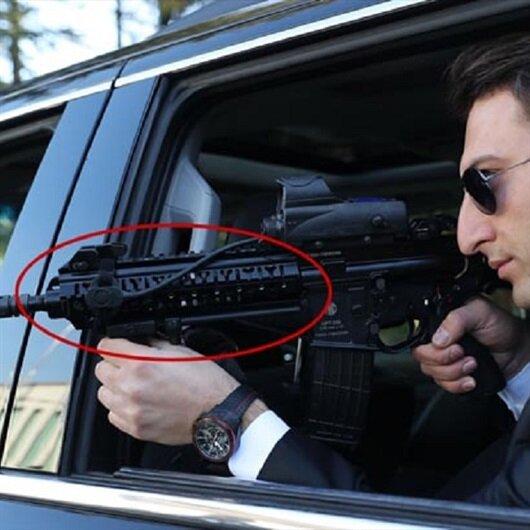 Yeni milli silahımız üzerindeki detayla dikkat çekiyor