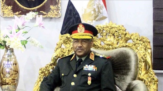 Sudanese Chief of General Staff Lt. Gen. Emad al-Din Mustafa Adawi