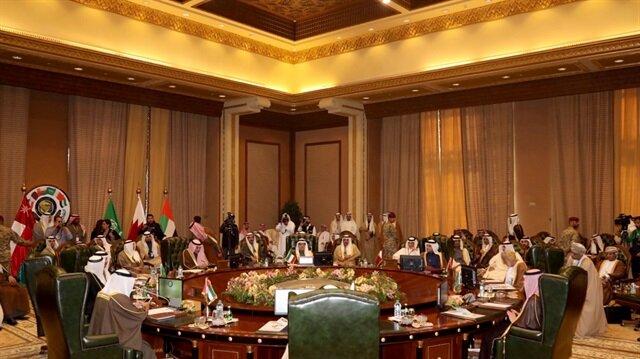 KİK Dışişleri Bakanları Kuveyt'te toplandı.