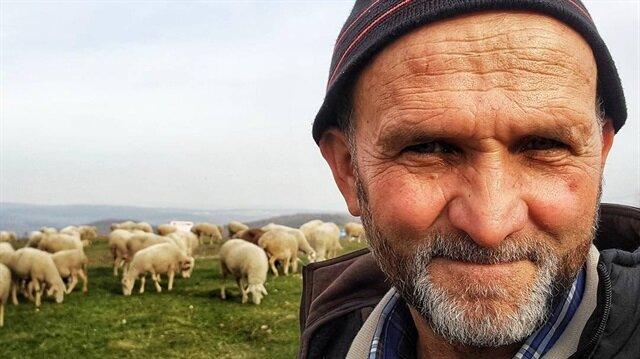 Çobanlık mesleğine 1970 yılından bu yana İstanbul'da devam ediyor