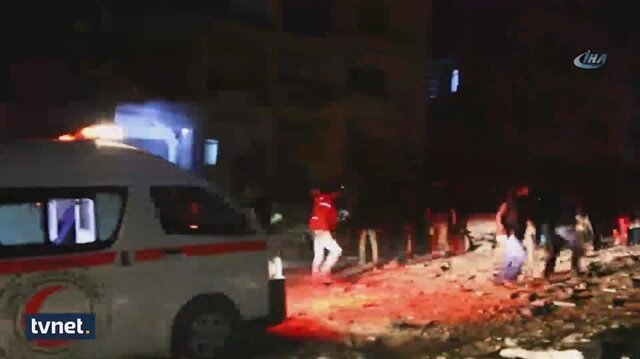 Blasts kill 30 injure 70 in Syria's Idlib