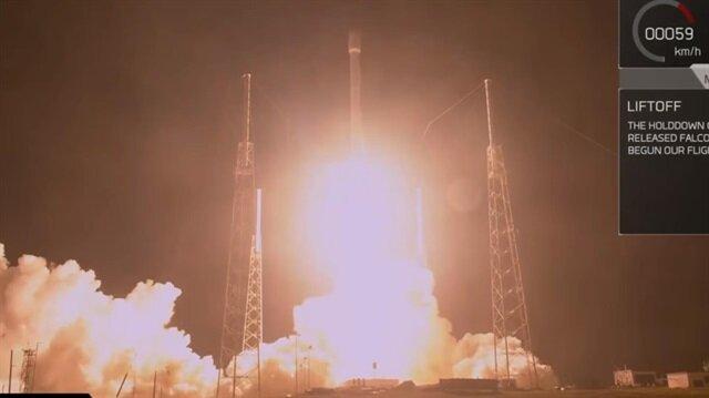 SpaceX çok gizli Zuma görevini tamamladı