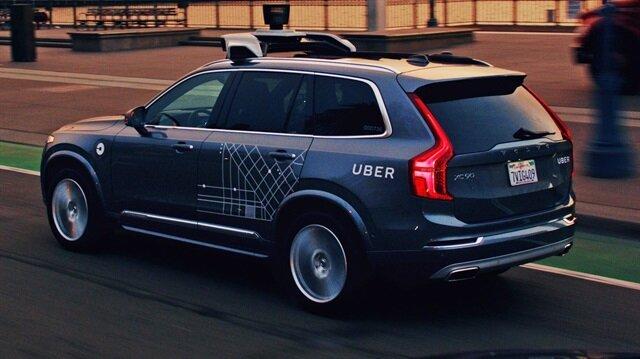 Uber otonom araçlar için Nvida çiplerini kullanacak