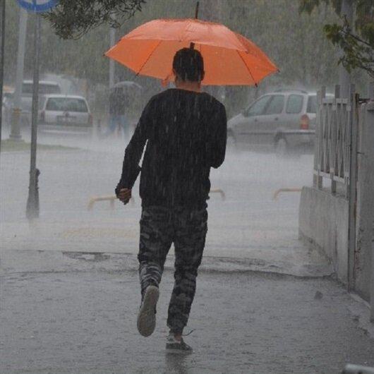 Meteorolojiden 2 ile kuvvetli yağış uyarısı