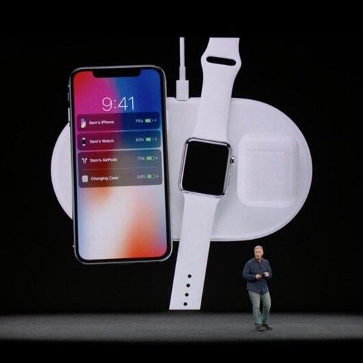 Apple'dan kablosuz şarj hamlesi
