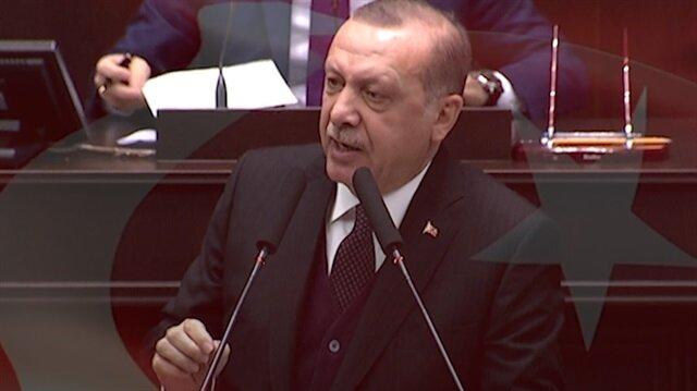 Erdoğan'ın Türkiye tarifi: Türkiye demek…