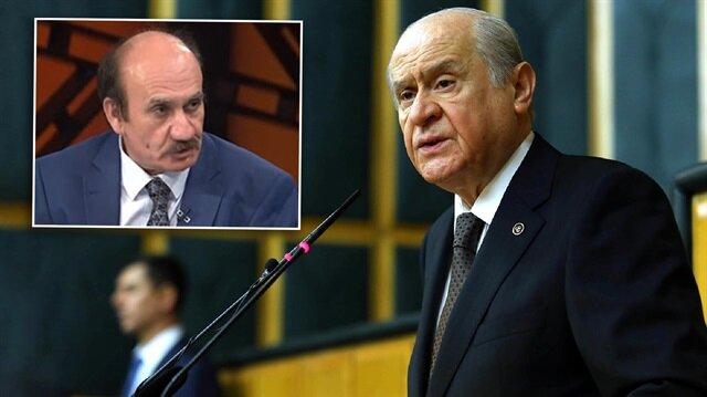 Partisinin grup toplantısında konuşan Devlet Bahçeli, Prof. Dr. Yavuz Örnek'e gönderme yaptı.