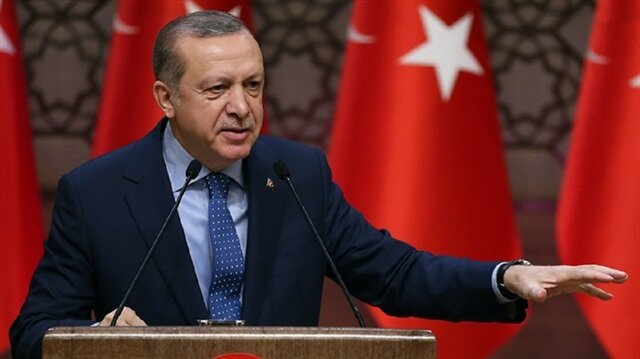 Turkey to continue 'Euphrates Shield' operation in N. Syria - Erdogan