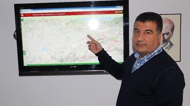 Erzincan ile Tokat arasında büyük deprem beklentisi.