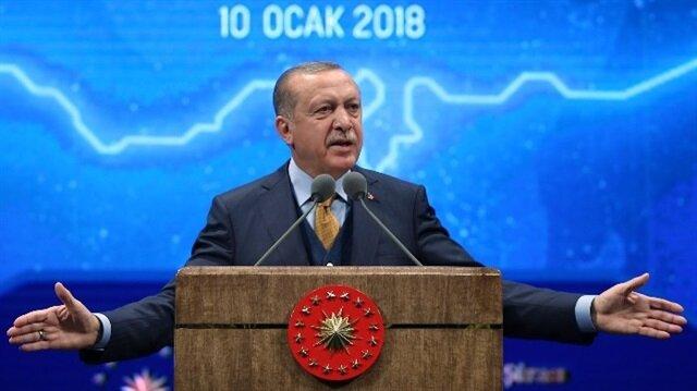 """أردوغان: """"العالم أكبر من خمسة"""" هي اعتراضٍ على الظلم العالمي"""