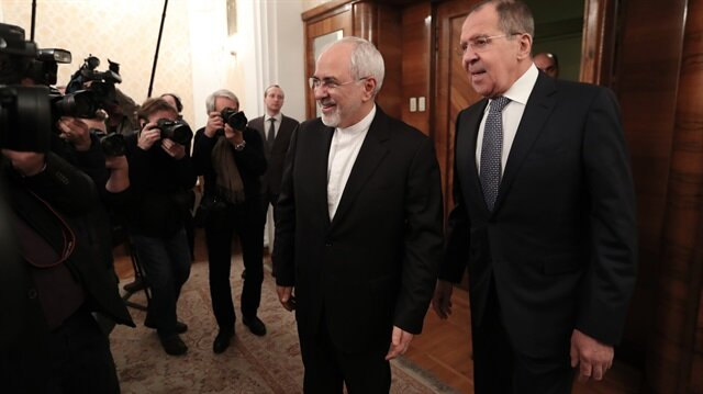 Rusya ve İran Dışişleri Bakanları bir araya geldi