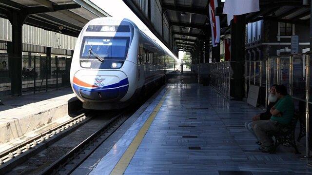 Yüksek Hızlı Tren yıl sonu açılıyor