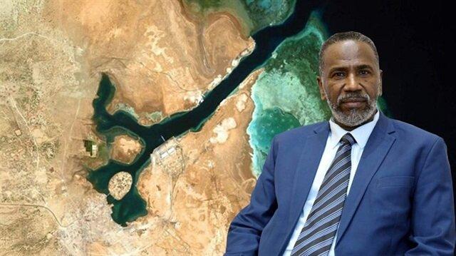 Afrika'nın kapısı: Sevakin Adası