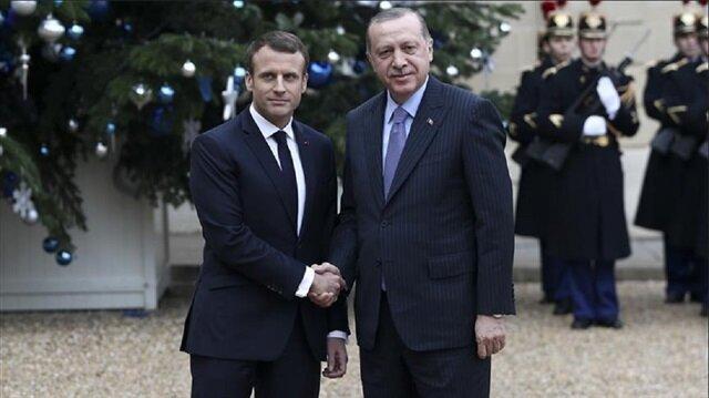 عقب زيارة أردوغان.. نظرة وسائل الإعلام الفرنسية على العلاقات مع تركيا
