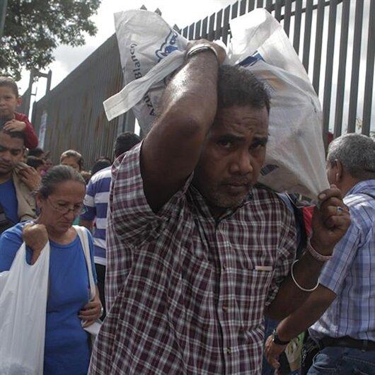 Venezuela zor durumda