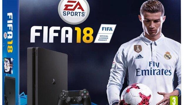 BİM, içinde FIFA 18 olan PS4 Slim satacak.