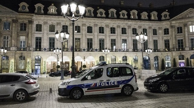 Armed robbers raid Ritz hotel in Paris stealing jewellery worth 'millions'