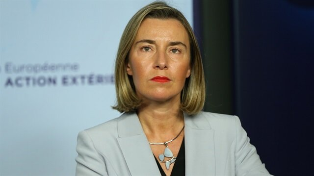 AB'den İran nükleer anlaşmasına destek açıklaması geldi.