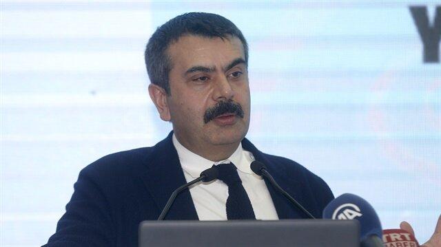 MEB Müsteşarı Yusuf Tekin