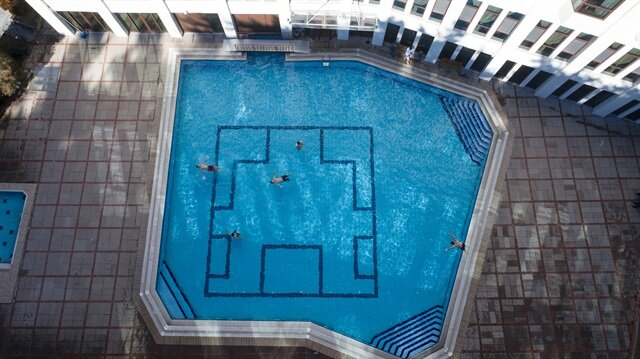 Thermal resorts in Ankara offer healing to visitors