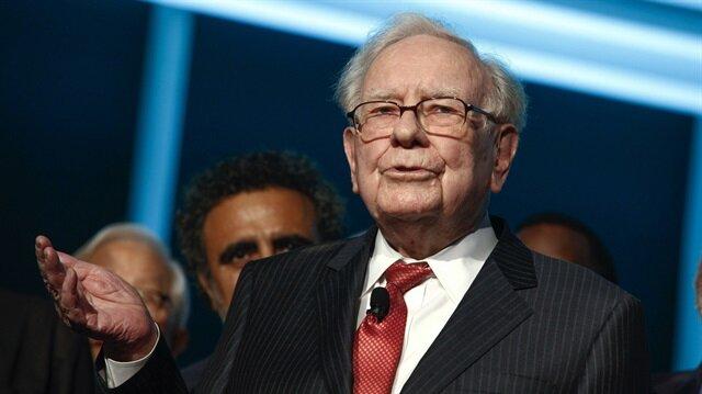 ABD'li milyarder ve yatırımcı Warren Buffett