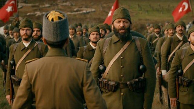 TRT'nin yeni dizisi, Kut'ül Amare zaferini anlatacak.