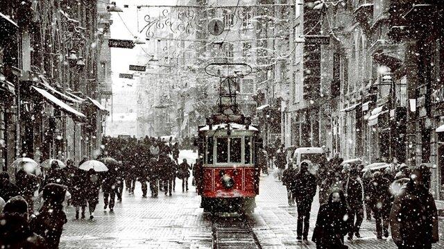 İstanbul'da kar ne zaman yağacak? sorusunun yanıtı haberimizde.