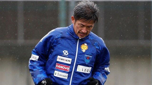 50 yaşındaki futbolcuya yeni sözleşme yapıldı