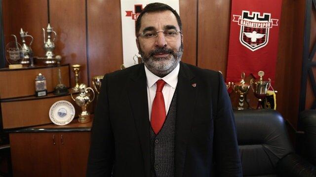 Gaziantepspor Başkanı Huzeyfen Durmaz, kulübün mali durumu ve geleceğe yönelik yenisafak.com'a özel açıklamalarda bulundu.