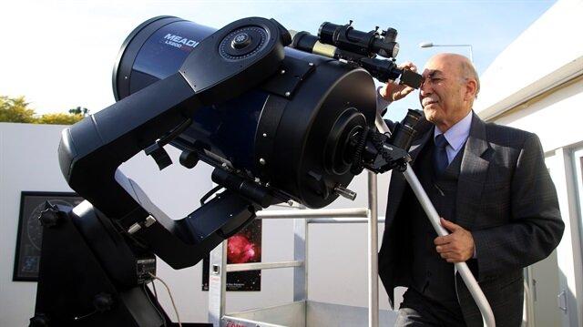 Prof. Dr. Halil Kırbıyık: Elimizdeki teleskoplarla evrenin 3'te 1'ini görebiliyoruz.