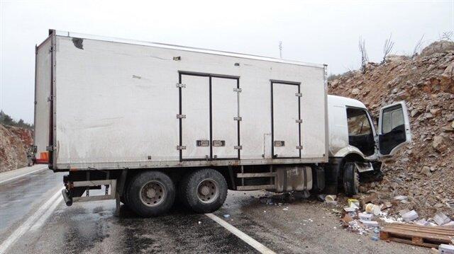 Bilecik Gölpazarı'nda trafik kazası; 3 yaralı
