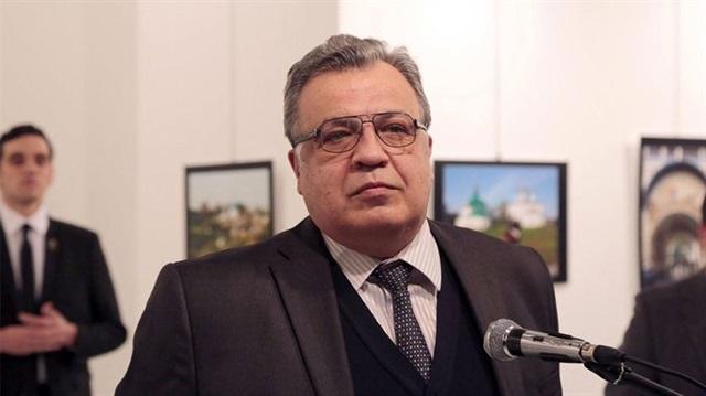 Rusya eski büyükelçisi Karlov