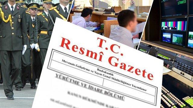 Yeni KHK Resmi Gazete'de yayımlandı: İade, ihraç, kapatma