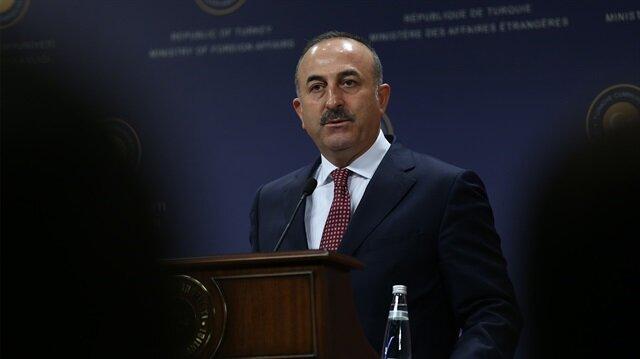 Dışişleri Bakanı Mevlüt Çavuşoğlu