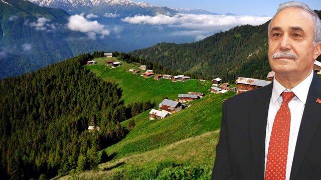 Gıda, Tarım ve Hayvancılık Bakanı Ahmet Eşref Fakıbaba.