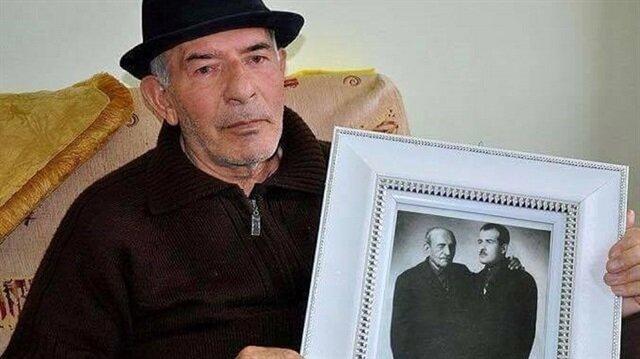 Aşık Veysel'in oğlu Ahmet Şatıroğlu hayatını kaybetti.