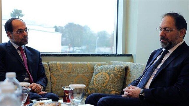 رئيس الشؤون الدينية التركي يدعو العالم الإسلامي للوحدة