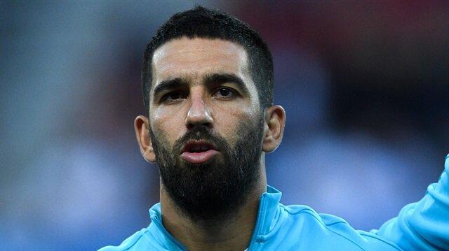 A Milli Takım Kaptanı Arda Turan, 2.5 yıl boyunca Başakşehir forması giyecek.