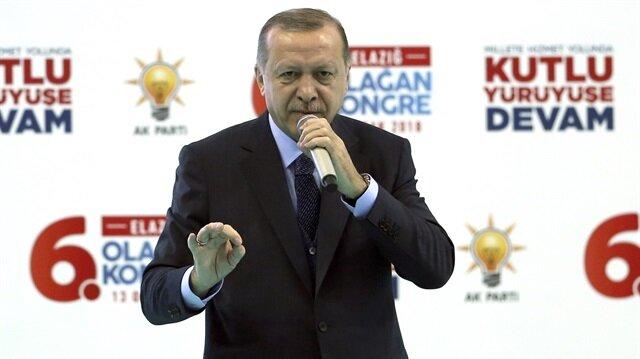 Cumhurbaşkanı Erdoğan: Afrin'i de başlarına yıkacağız