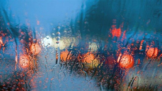 Muğla'da sağanak yağışlar etkili oluyor.