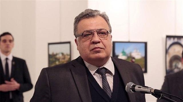 """تطوّر جديد في قضية اغتيال السفير الروسي""""كارلوف"""" في تركيا"""