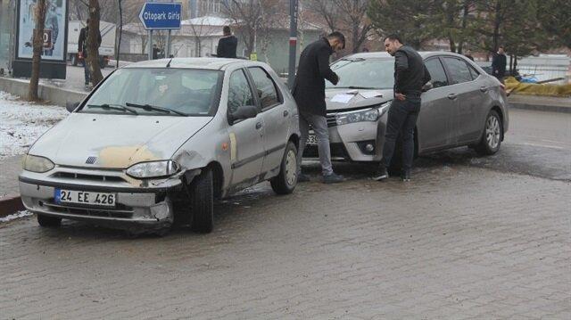 Sivas'taki olay kaza sonrası görüntülerini unutturdu.