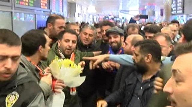 Arda Turan İstanbul'da böyle karşılandı