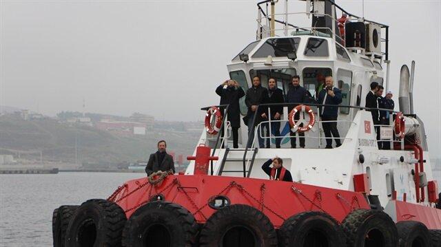 رجال أعمال عرب يبحثون فرصا استثمارية بولاية باليكسير التركية