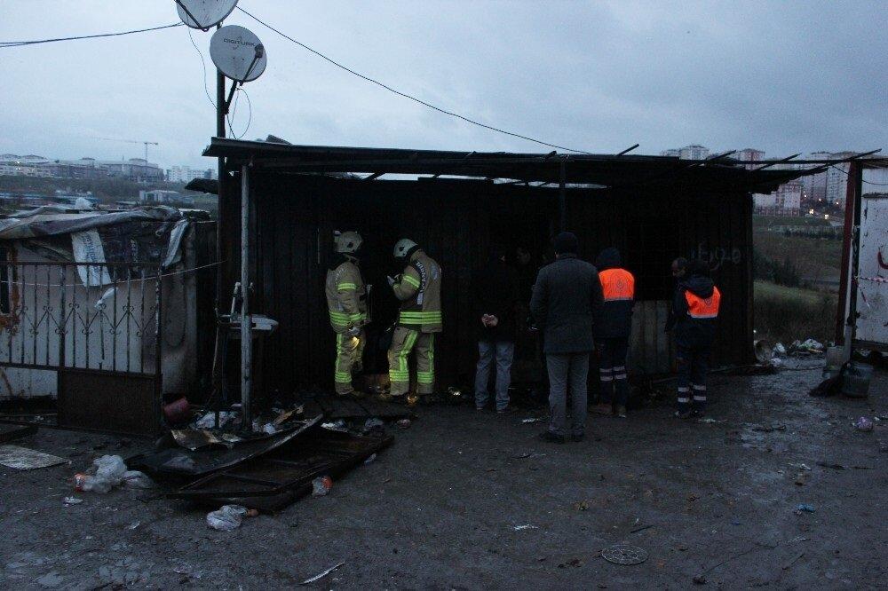 3 kişi yaşamını yitirdi 1 kişi de yaralandı.