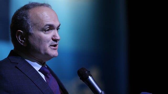Bilim, Sanayi ve Teknoloji Bakanı Faruk Özlü