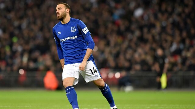 'Cenk'li Everton <br>darmadağın oldu