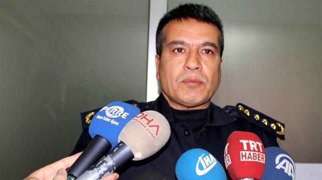 Adıyaman İl Emniyet Müdürü Metin Alper