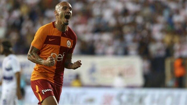 'Galatasaray'a git dedi'